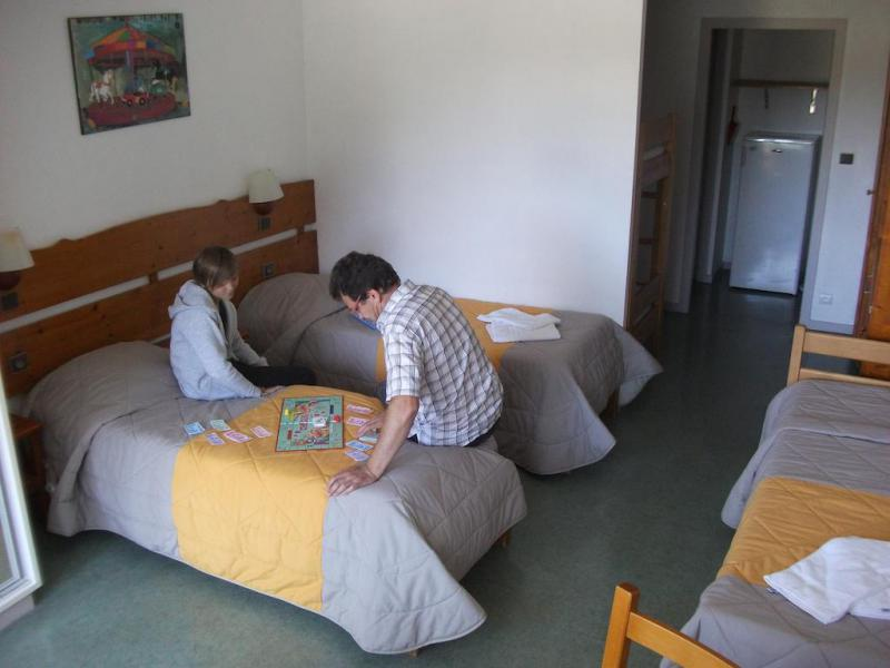 Skiverleih VVF Villages Jura les Rousses - Les Rousses - Schlafzimmer
