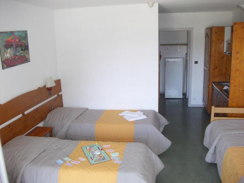 Skiverleih VVF Villages Jura les Rousses - Les Rousses - Zwei Einzelbetten