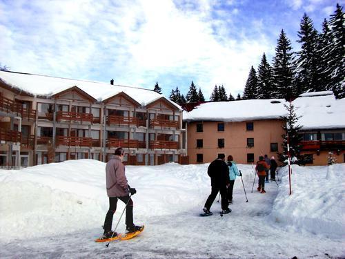 Location au ski Vvf Villages Le Mont Fier - Les Rousses - Extérieur hiver