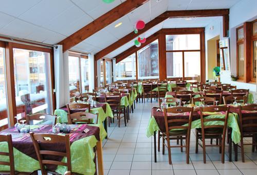 Location au ski Vvf Villages Le Mont Fier - Les Rousses - Intérieur