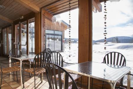 Rent in ski resort Résidence les Clarines - Les Rousses - Inside