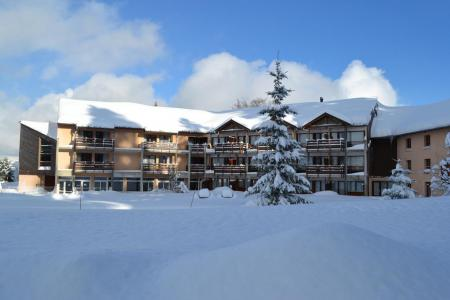 Rental  : VVF Villages Jura les Rousses winter