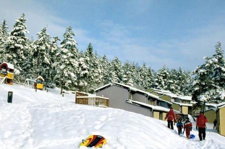 Location au ski Vvf Villages La Mercantine - Les Rousses - Extérieur hiver