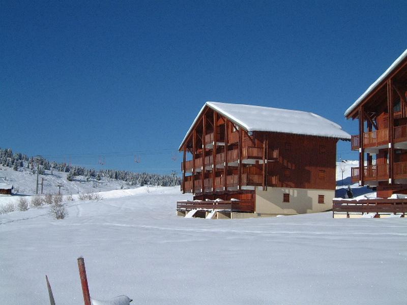 Alquiler al esquí Chalet Cristal 2 - Les Saisies - Invierno