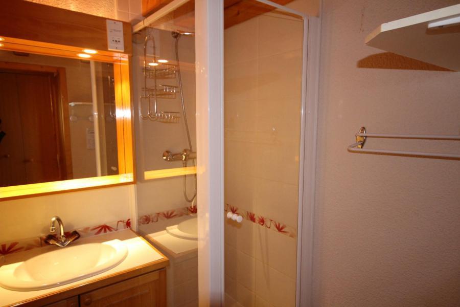Alquiler al esquí Apartamento 2 piezas mezzanine para 6 personas (215) - Chalet Cristal 2 - Les Saisies - Ducha