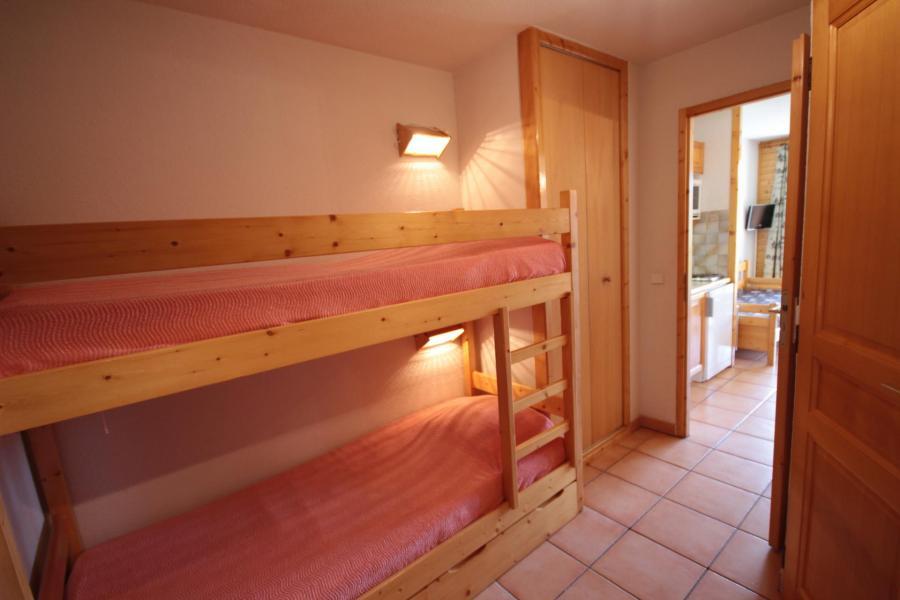 Alquiler al esquí Apartamento cabina para 5 personas (207) - Chalet Cristal 2 - Les Saisies - Camas superpuestas