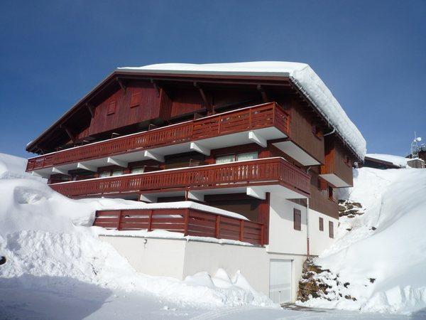 Каникулы в горах Chalet Cristal 6 - Les Saisies - зимой под открытым небом