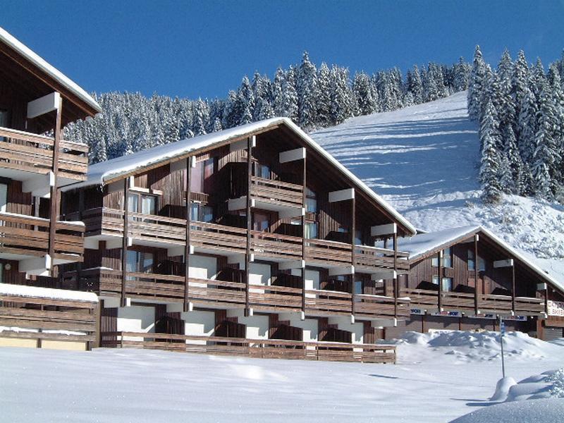 Vacaciones en montaña Chalet du Lac 1 - Les Saisies - Invierno