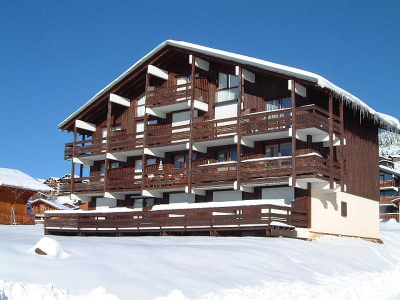 Vacanze in montagna Chalet du Lac 3 - Les Saisies - Esteriore inverno