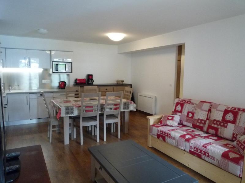 Alquiler al esquí Apartamento 3 piezas para 6 personas (001) - Chalet les Carons - Les Saisies - Estancia