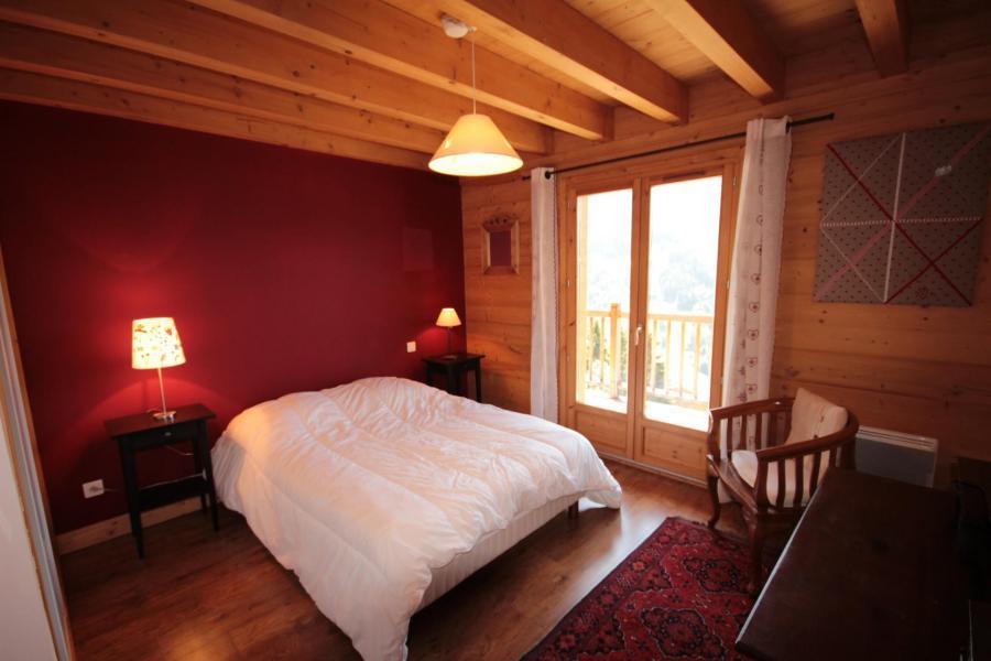 Location au ski Chalet triplex 7 pièces 14 personnes (CHACHO) - Chalet Pierres du Chozal - Les Saisies - Chambre