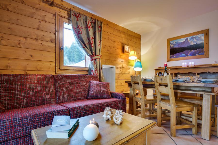 Alquiler al esquí Le Hameau du Beaufortain - Les Saisies - Estancia