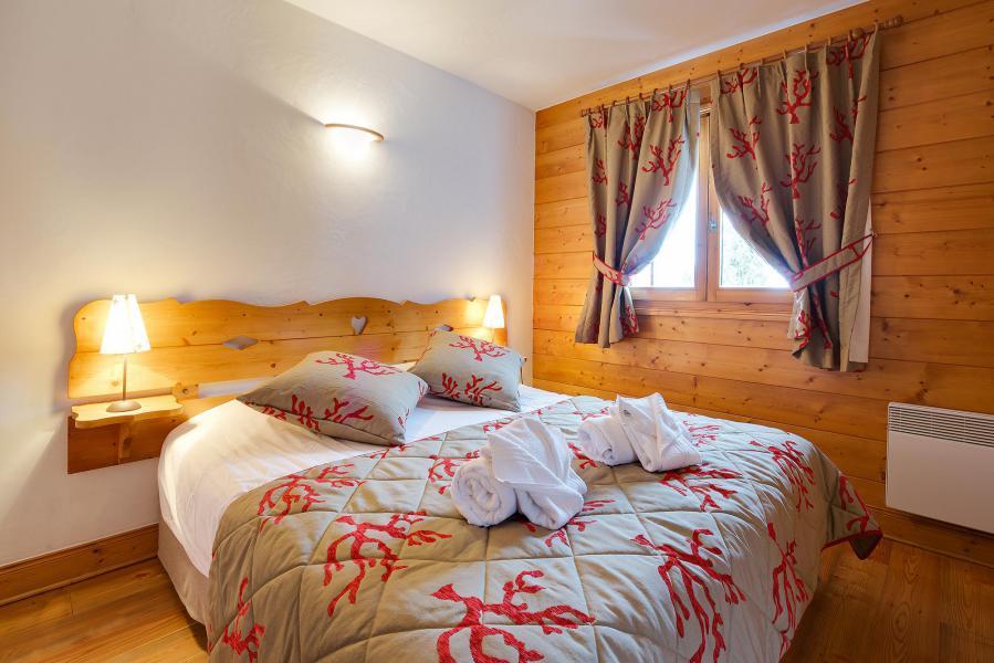 Alquiler al esquí Le Hameau du Beaufortain - Les Saisies - Habitación