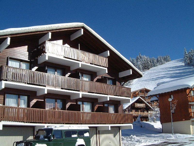 Vacaciones en montaña Résidence Arvire - Les Saisies - Invierno