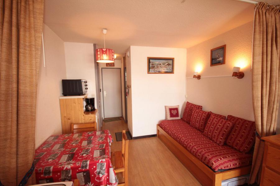 Location au ski Studio 3 personnes (039) - Résidence Bisanne - Les Saisies