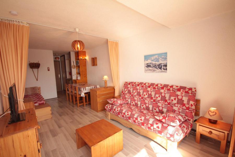 Location au ski Studio 4 personnes (009) - Résidence Bisanne - Les Saisies