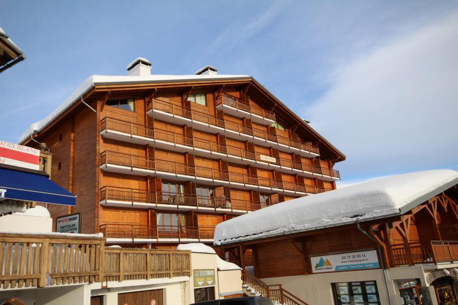Vacaciones en montaña Résidence Breithorn - Les Saisies - Invierno
