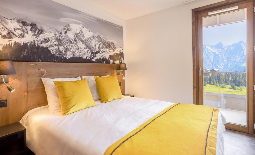 Location au ski Résidence Club MMV Les Chalets des Cîmes - Les Saisies - Chambre