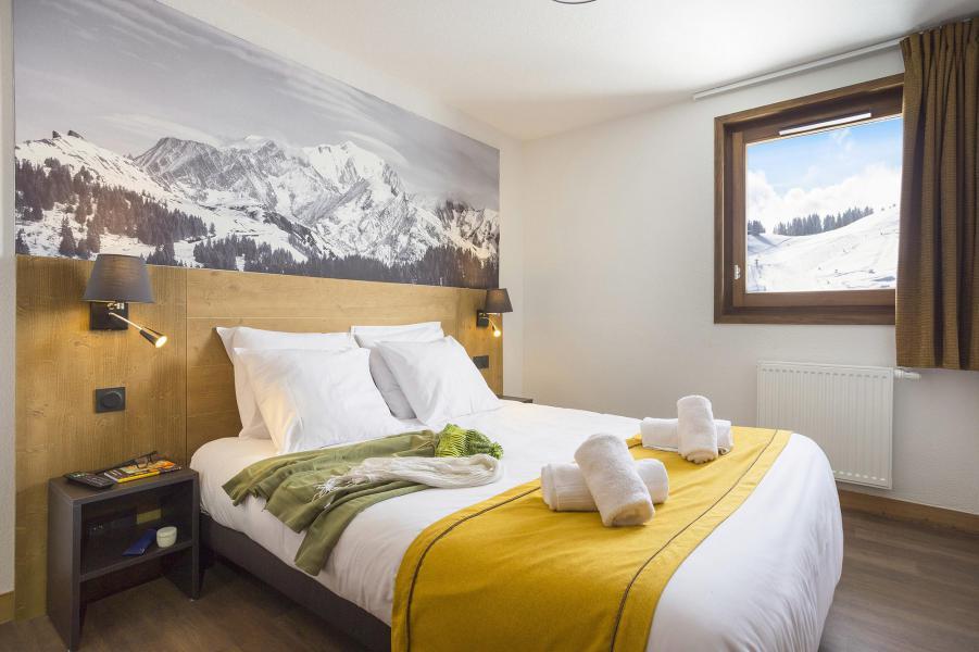 Alquiler al esquí Résidence Club MMV Les Chalets des Cîmes - Les Saisies - Habitación