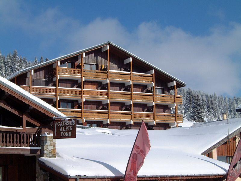 Каникулы в горах Résidence Grand Mont 2 - Les Saisies - зимой под открытым небом