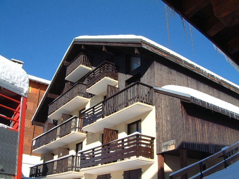 Vacaciones en montaña Résidence Isabella F - Les Saisies - Invierno
