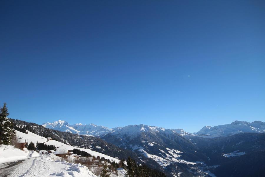 Vacaciones en montaña Résidence la Perle des Alpes H - Les Saisies - Invierno