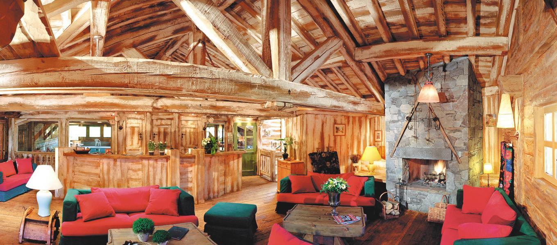 Location au ski Residence Lagrange Le Village Des Lapons - Les Saisies - Réception