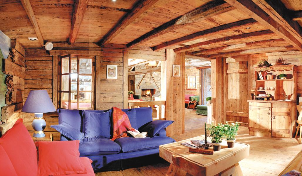 Alquiler al esquí Résidence Lagrange le Village des Lapons - Les Saisies - Recepción