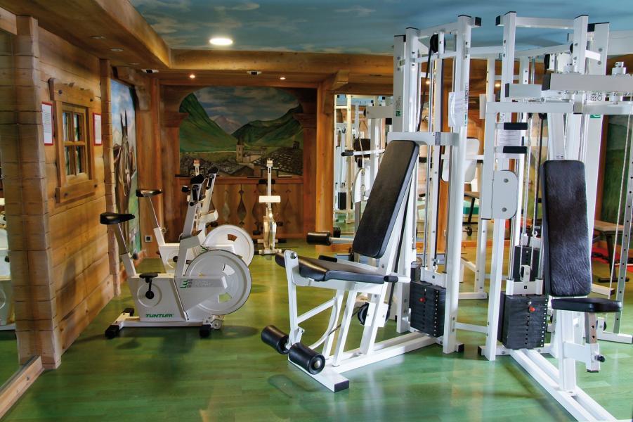 Location au ski Residence Lagrange Le Village Des Lapons - Les Saisies - Espace fitness