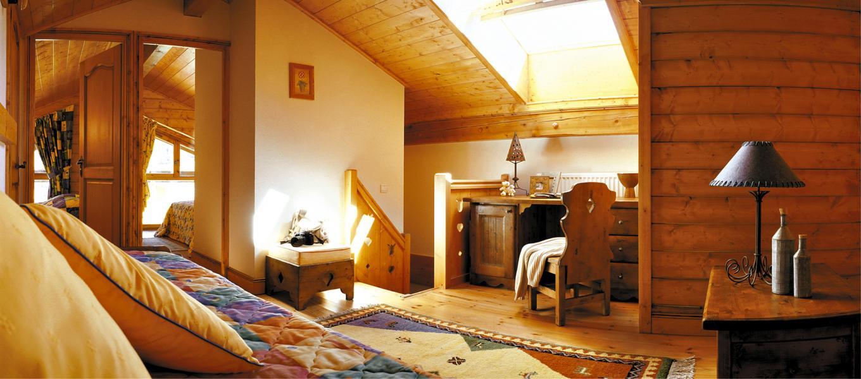 Location au ski Résidence Lagrange le Village des Lapons - Les Saisies - Séjour