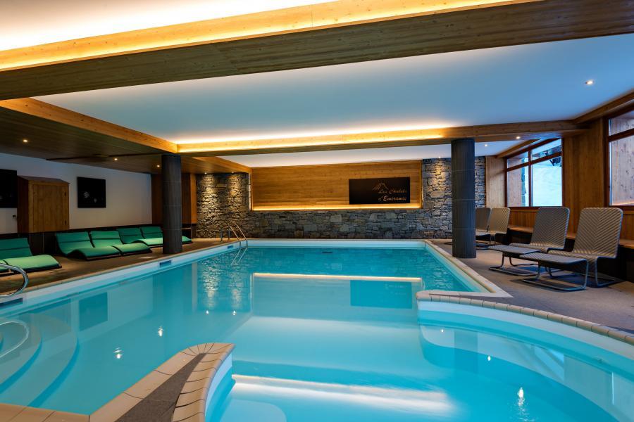 Location au ski Residence Lagrange Les Chalets D'emeraude - Les Saisies - Piscine