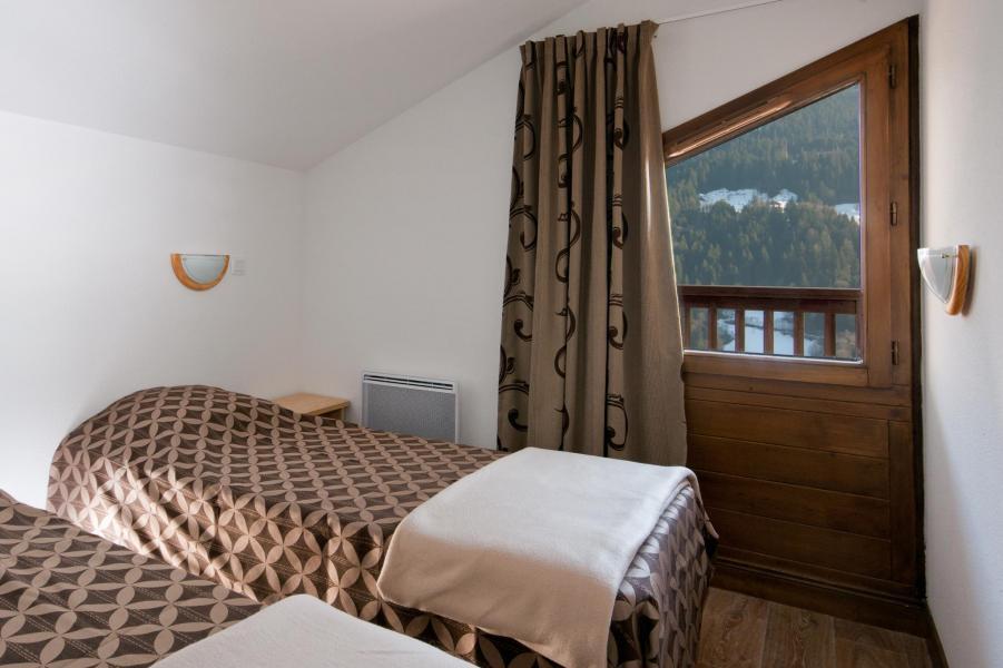 Rent in ski resort Résidence Lagrange les Chalets du Mont Blanc - Les Saisies - Bedroom
