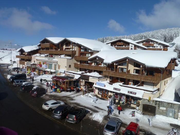 Vacaciones en montaña Résidence le Byblos - Les Saisies - Invierno