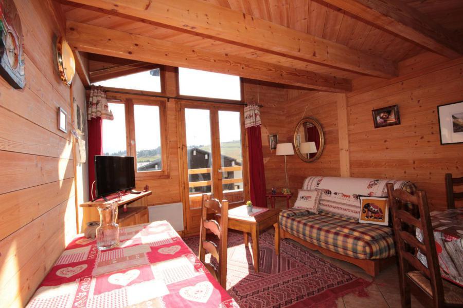 Location au ski Appartement 2 pièces 5 personnes (025) - Résidence le Tavaillon - Les Saisies - Appartement