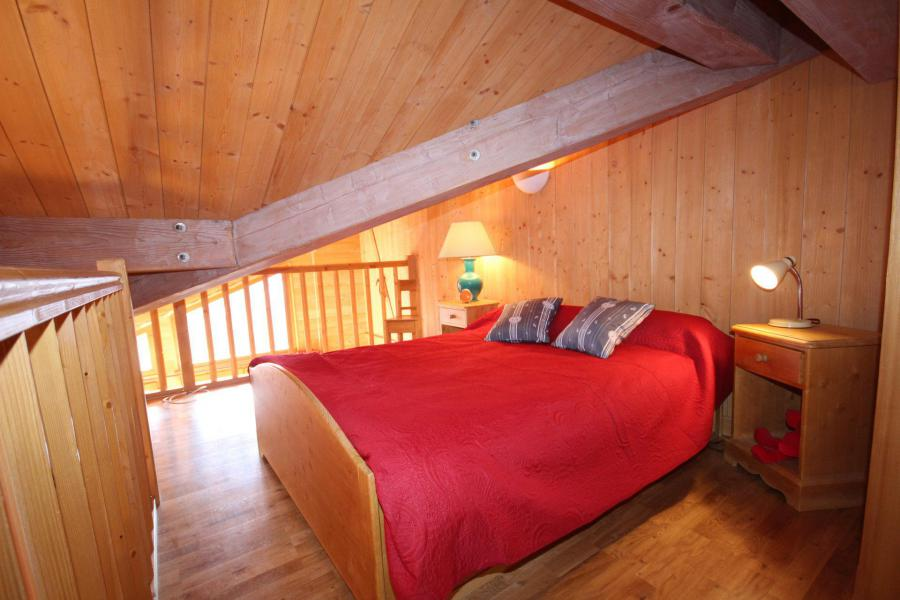 Location au ski Appartement 2 pièces 5 personnes (025) - Résidence le Tavaillon - Les Saisies - Lit double