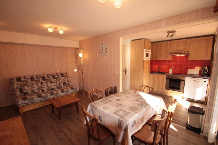 Location au ski Appartement 2 pièces cabine 6 personnes (035) - Résidence le Tavaillon - Les Saisies - Appartement