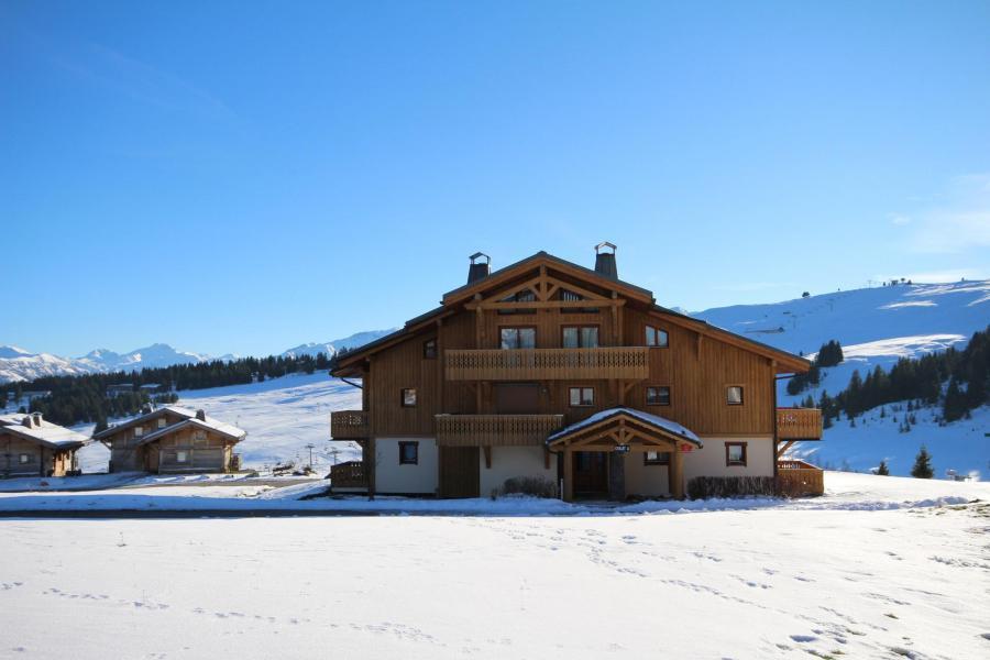 Vacaciones en montaña Résidence le Village des Lapons A - Les Saisies - Invierno
