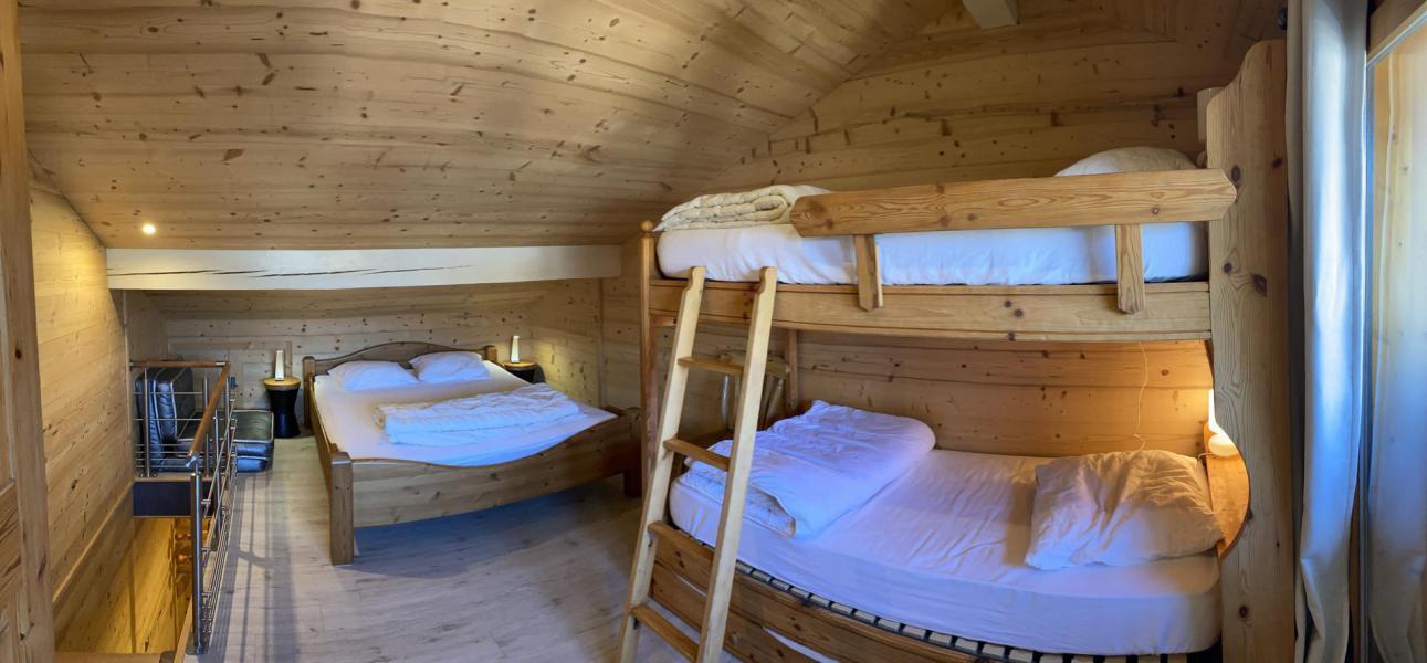 Vacaciones en montaña Apartamento 2 piezas para 6 personas (030) - Résidence Légette - Les Saisies - Invierno