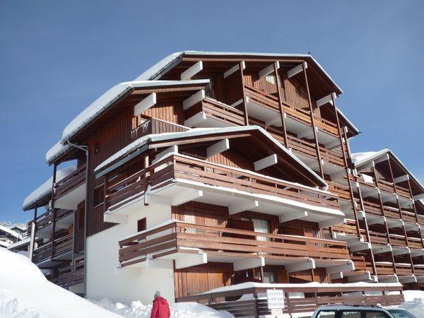 Vacaciones en montaña Résidence Mont Blanc A - Les Saisies - Invierno