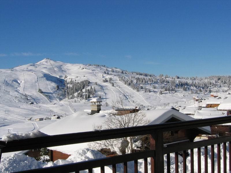 Vacaciones en montaña Résidence Roselend - Les Saisies - Invierno