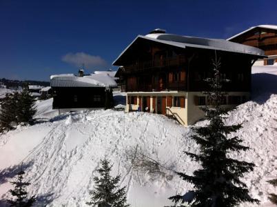 Ski en famille Chalet Adret