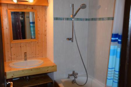 Rent in ski resort 2 room apartment 6 people (012) - Chalet Alpenrose - Les Saisies - Bathroom