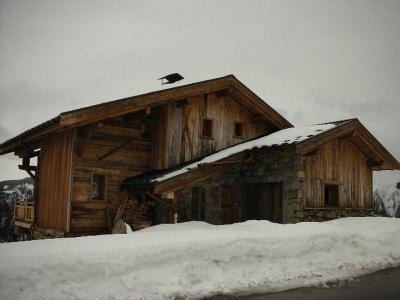 Ski chalet Chalet Artiste