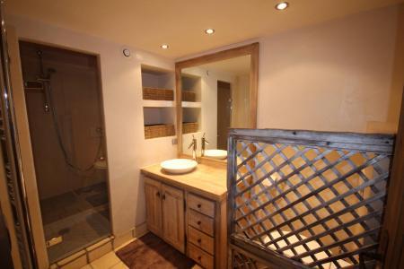 Rent in ski resort 6 room chalet 14 people - Chalet Artiste - Les Saisies - Bathroom