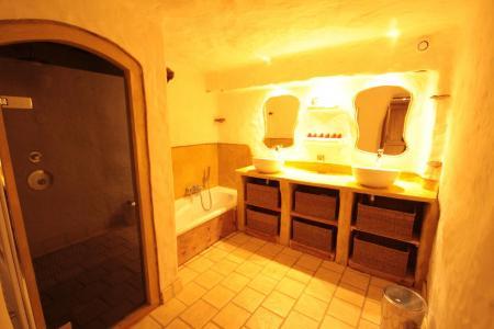 Rent in ski resort 6 room chalet 14 people - Chalet Artiste - Les Saisies - Hammam