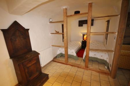 Rent in ski resort 6 room chalet 14 people - Chalet Artiste - Les Saisies - Sleeping area