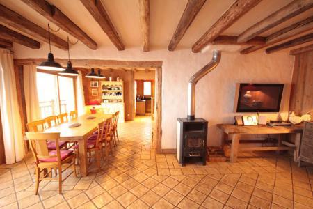 Rent in ski resort 6 room chalet 14 people - Chalet Artiste - Les Saisies