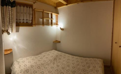 Rent in ski resort 2 room mezzanine apartment 6 people (116) - Chalet Cristal 1 - Les Saisies - Bedroom