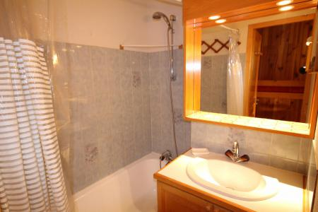 Rent in ski resort 2 room apartment cabin 6 people (106) - Chalet Cristal 1 - Les Saisies