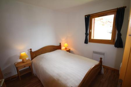 Rent in ski resort 2 room apartment cabin 6 people (609) - Chalet Cristal 6 - Les Saisies - Double bed